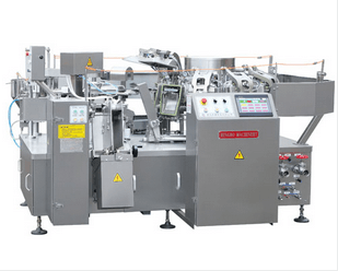 Automatic high speed Vacuum packaging machine